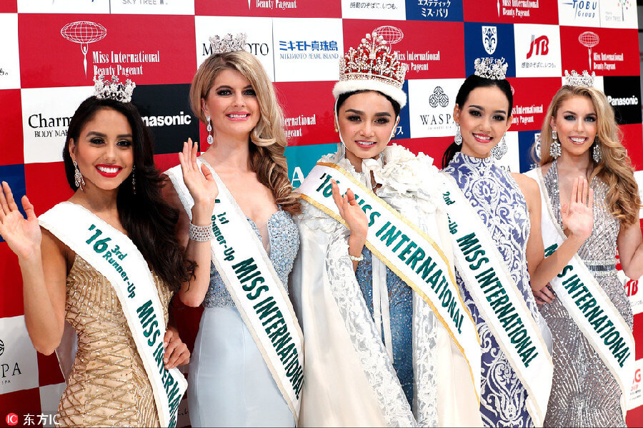 Miss International 2019 – models-mb